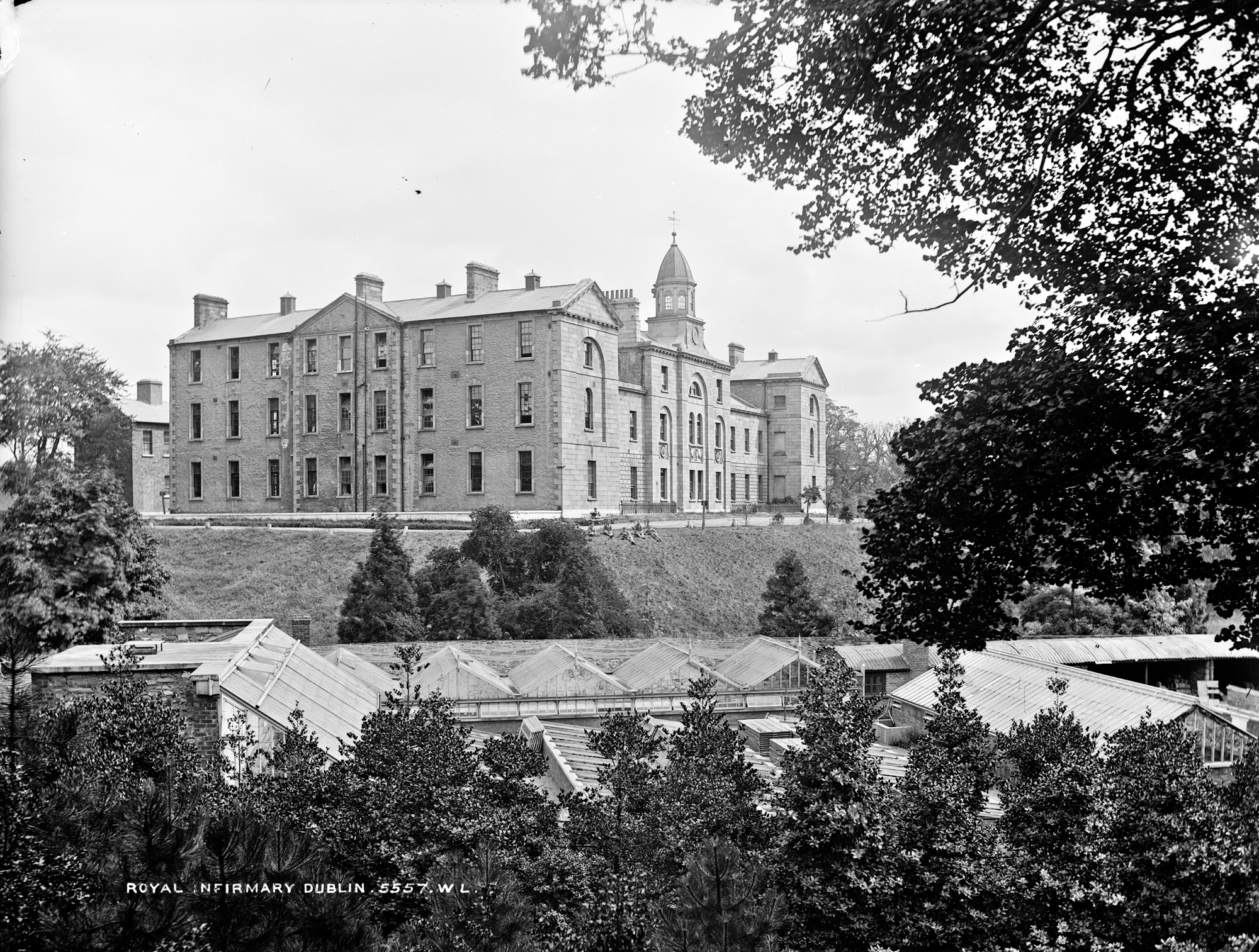 Royal Infirmary, Dublin City, Co. Dublin