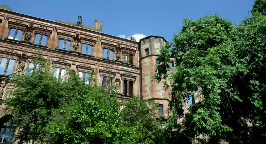 Highlight in Heidelberg: Schloß Heidelberg. Bekijk de tips | Mooistestedentrips.nl