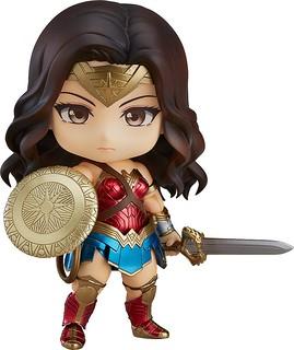 吃我的真言套索啦~ 黏土人《神力女超人》神力女超人 英雄版 ねんどろいど ワンダーウーマン ヒーローズ・エディション