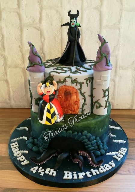 Cake by Trasi's Treats - Cakes for all occasions.