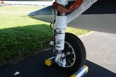 EAA2017Fri-0237 Douglas TA-4J Skyhawk 158141 N234LT - left main landing gear