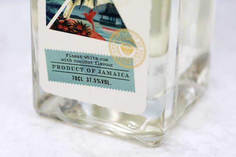 Koko Kanu Rum Bottle