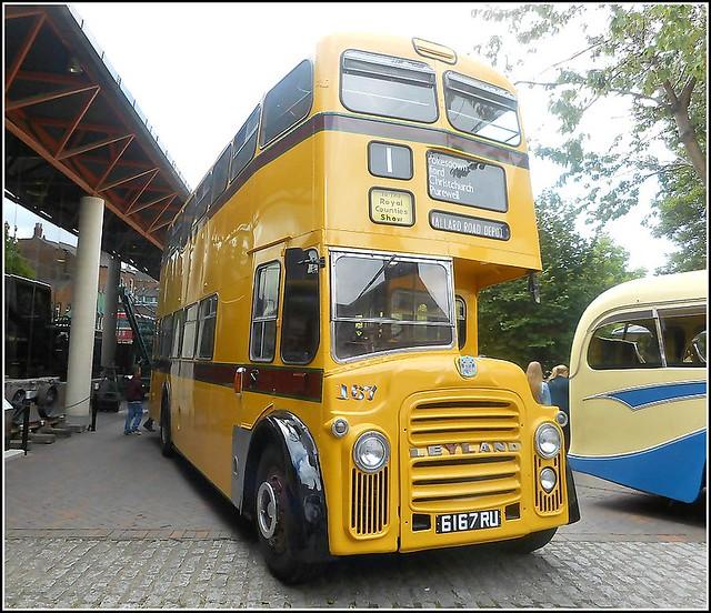 Leyland 'Titan' Double Decker Bus...