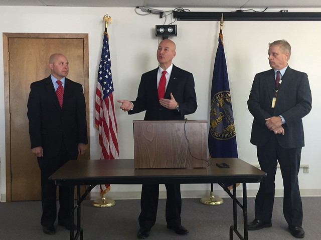 Gov. Ricketts, State Agencies Launch Columbus Area SNAP Reemployment Program