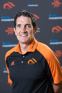 Kelly Shantz head coach (17-18 Snucins)