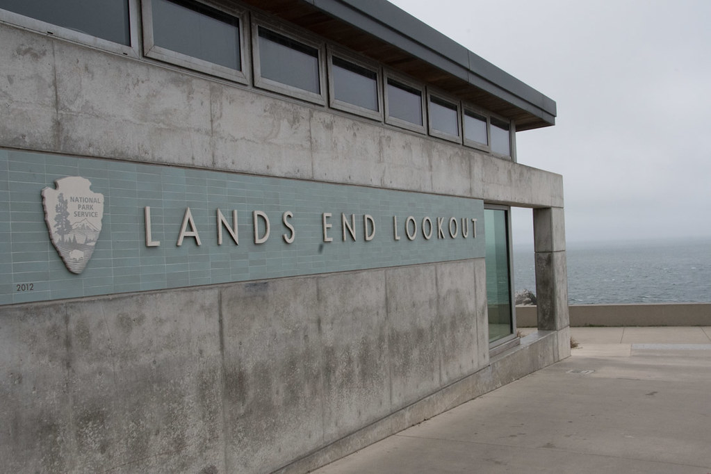 Lands End Lookout Visitor Center