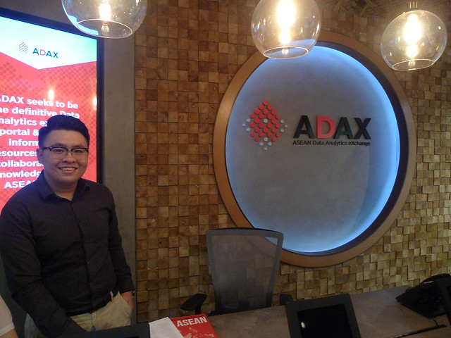 2017 September - MABC Visit to ASEAN Data Analytics Exchange (ADAX)