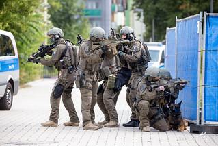 SEK-Übung Frankfurt 08.09.17