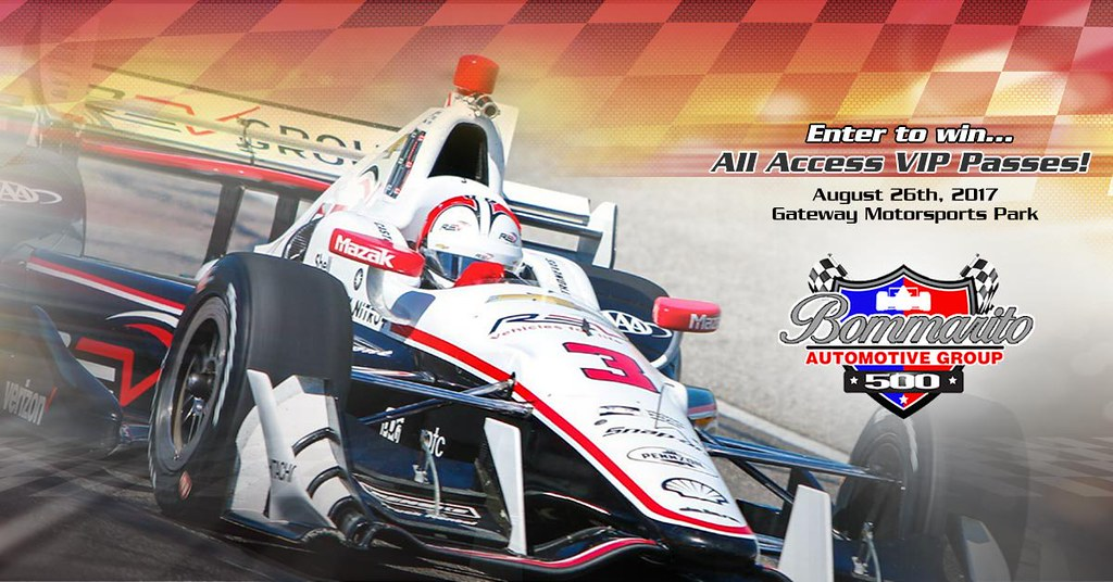 Indycar 2017 Round 15 – BOMMARITO AUTOMOTIVE GROUP 500 – All