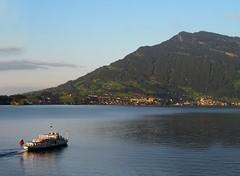 Sailing to Rigi Kulm