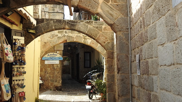September 4 Monday (Rhodes)