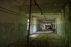 Radar cooling corridor