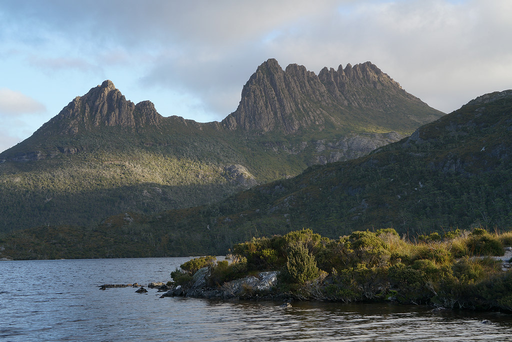 Cradle Mountain - Before