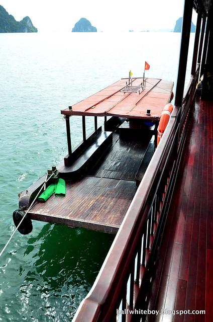 halfwhiteboy - halong bay cruise 28