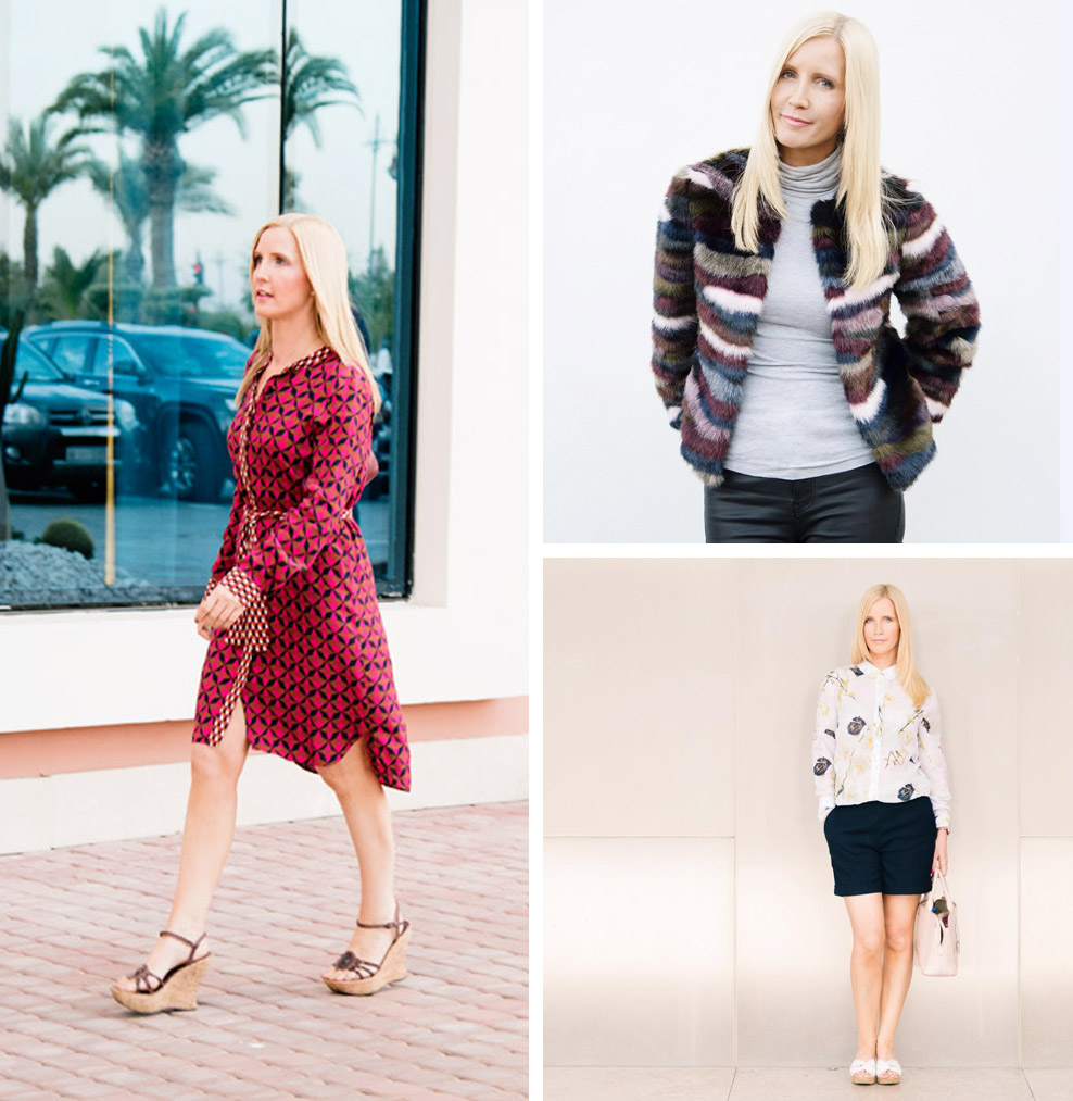 8 All New Over 40 Fashion Bloggers (Sharron - Keeping It Fabulous)