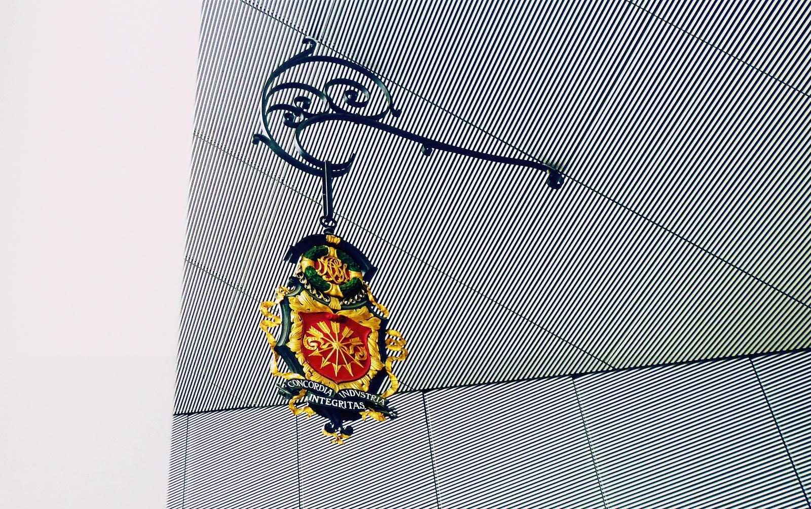 Rothschild Crest (London HQ)