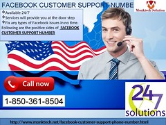 Use Facebook Customer Support Number, Whenever You Need Tech Help @ 1-850-361-8504