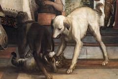 The Feast in the House of Simon (detail) | Veronese | Pinacoteca di Brera di Milano-16