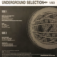V.A.:DMC(UNDERGROUND SELECTION 1:93)(JACKET B)