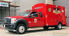 Baltimore City Fire Department HazMat 3