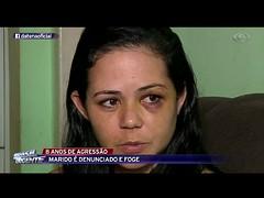 Jovem decide separar de agressor após oito anos