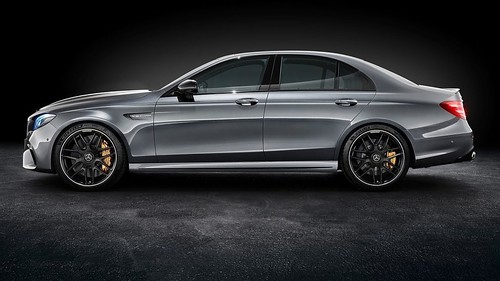 Mercedes-AMG E 63 S 4MATIC+: Review y Test Drive