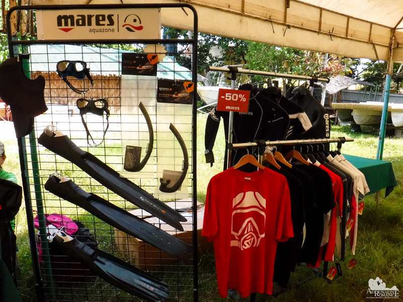 Mares Booth
