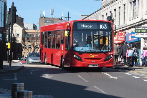 Go-Ahead London SE287 YX65RTO