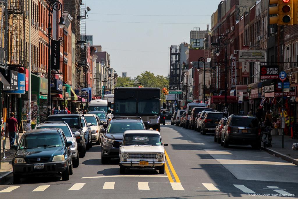 Старые автомобили на улицах Нью-Йорка - 29 samsebeskazal-1214.jpg