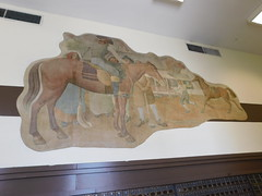 New Rochelle NY Post Office Mural