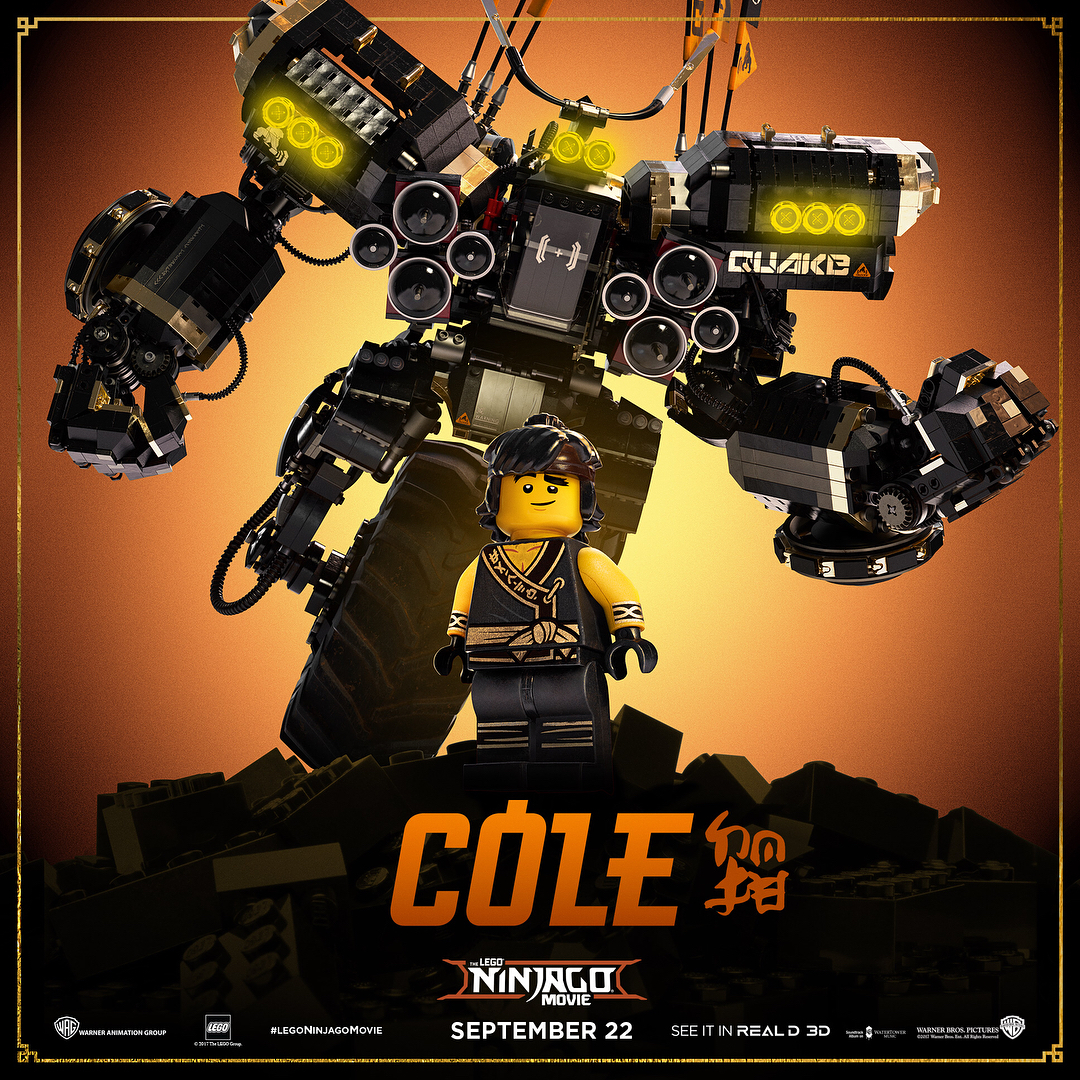 Cole Quake