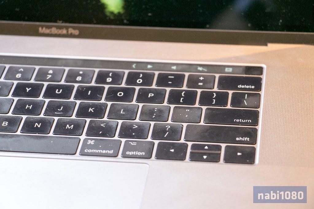 15インチ MacBook Pro 201706