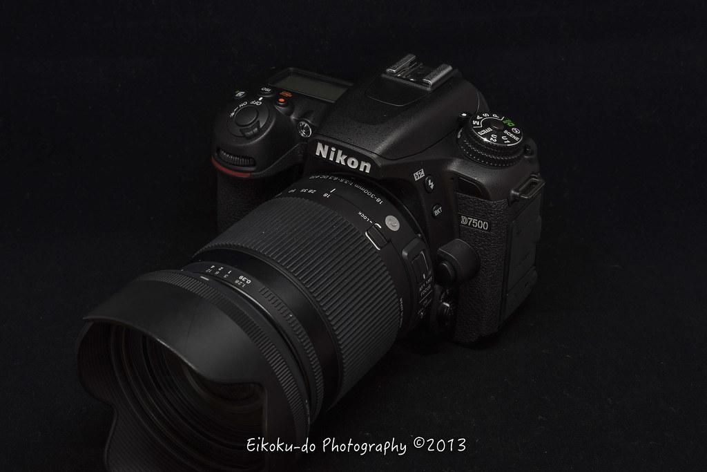 Nikon D7500 購入