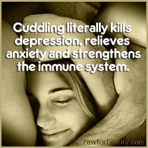 Cuddle-Power