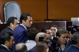 Lozoya comparecerá ante la PGR el jueves 17 sobre presuntos sobornos de Odebrecht