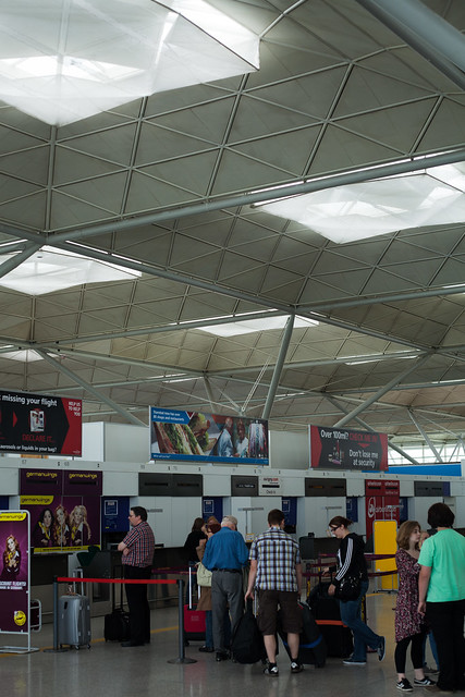 stansted - airport 3