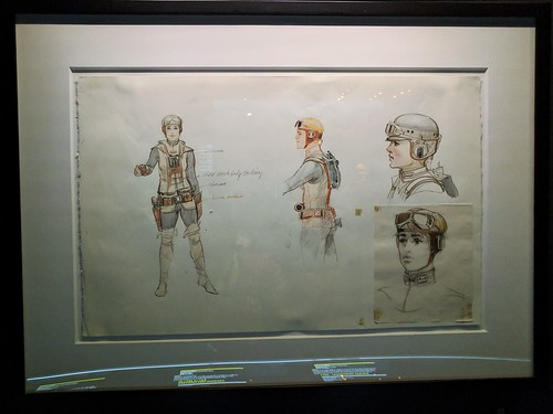 Early Luke Designs