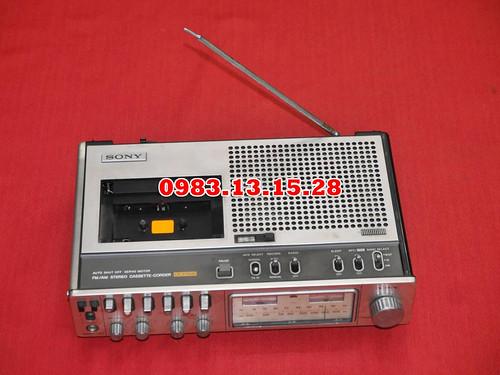 Cassette SONY CF-2700D FM_AM AUTO SHUT OFF