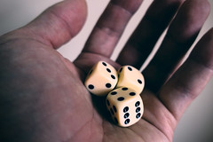 Holding the Dice