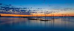 Lever de soleil sur le Bassin d'Arcachon (2) - EXPLORE