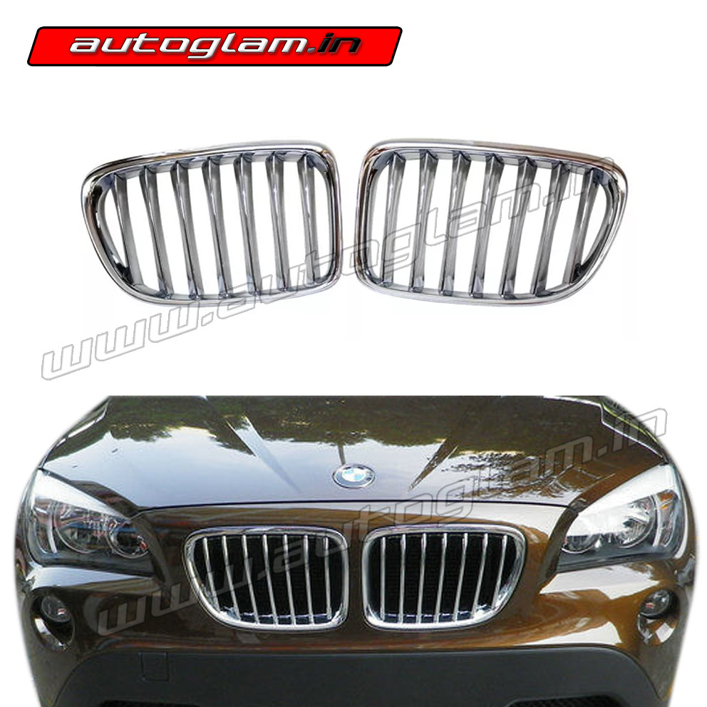 Front Grill For Bmw 3 Series E46 2002 2005 Model Color Flickr