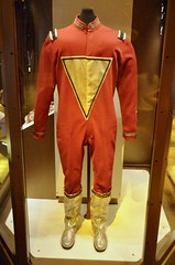 """Robin Williams' costume from """"Mork and Mindy"""""""
