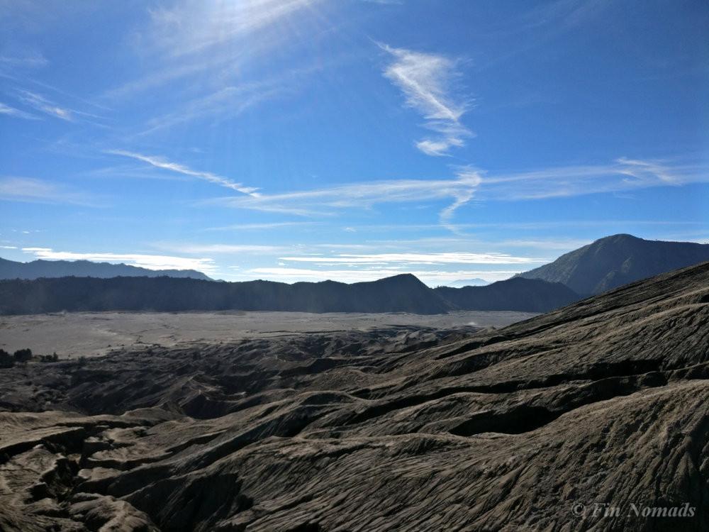 Bromo volcano hike