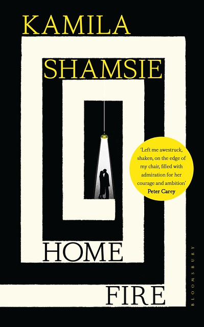 Kamila Shamsie-Home Fire