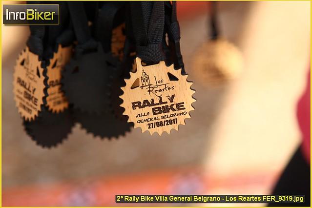 II Rallybike VGB Los Reartes
