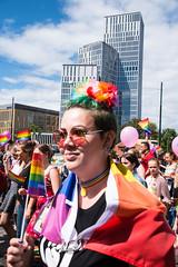 Malmö Pride parade 2017