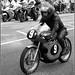 Bultaco Racing Motorcycle