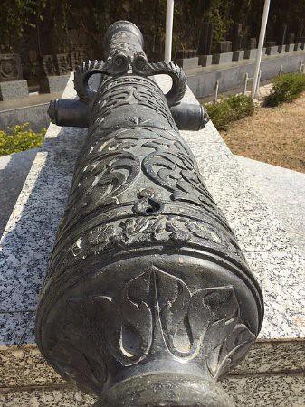 ornate-cannon