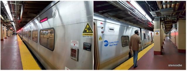 Long Island Rail Road train