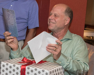 Jerry Brevick's Retirement Celebration